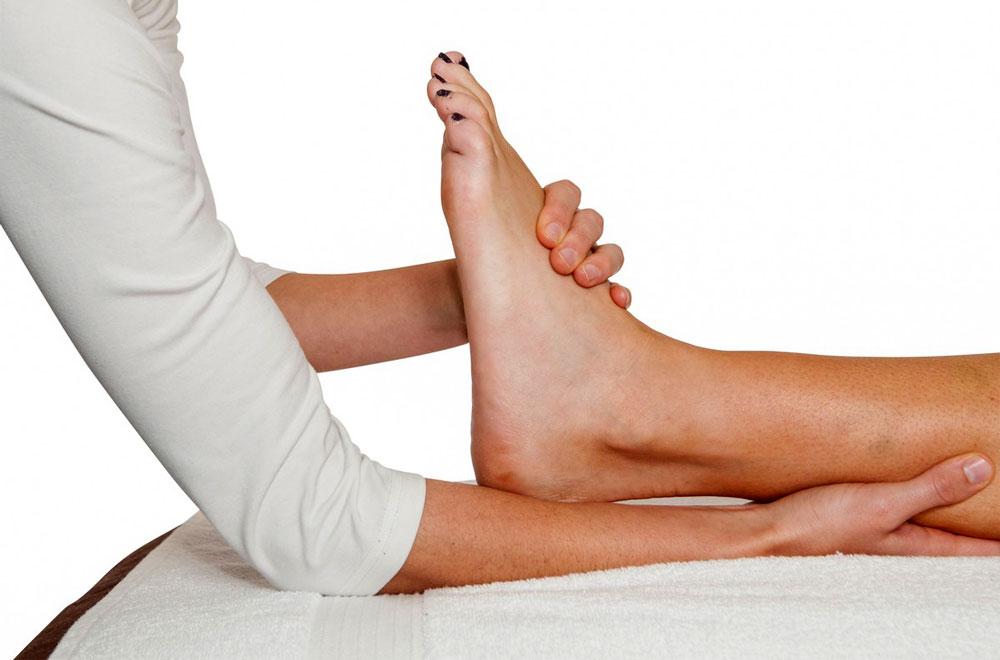 Симптомы и способы лечения бурсита голеностопного сустава