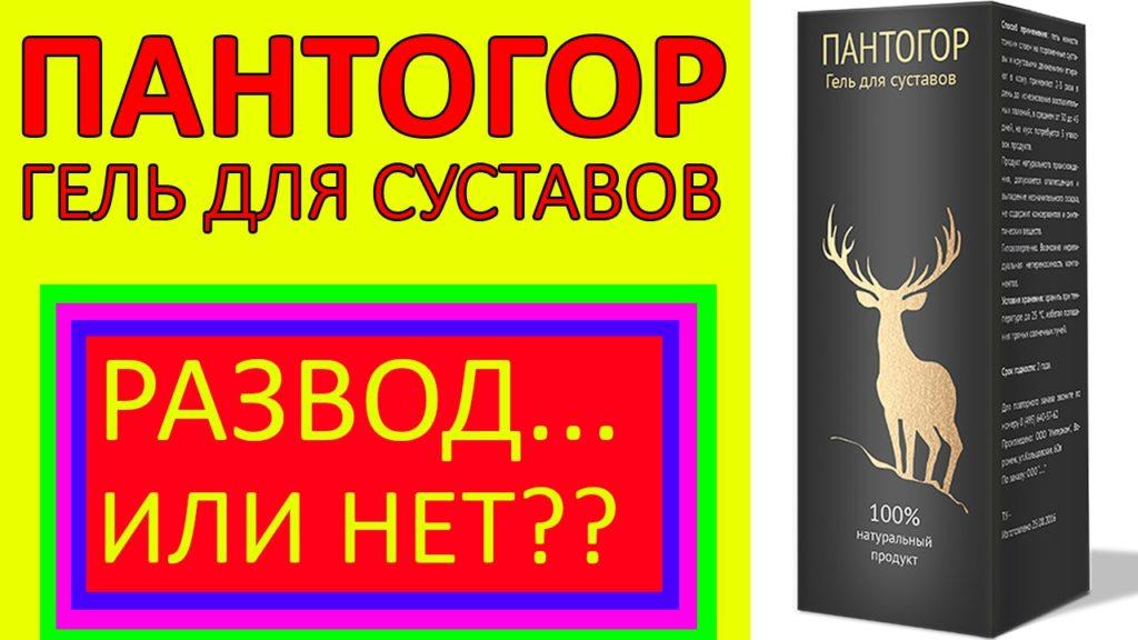 Гель для суставов Пантогор в Москве в Аптеке №38. Цена на Пантогор в Москве 990 рублей