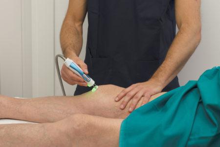 Артроз коленного сустава и лед