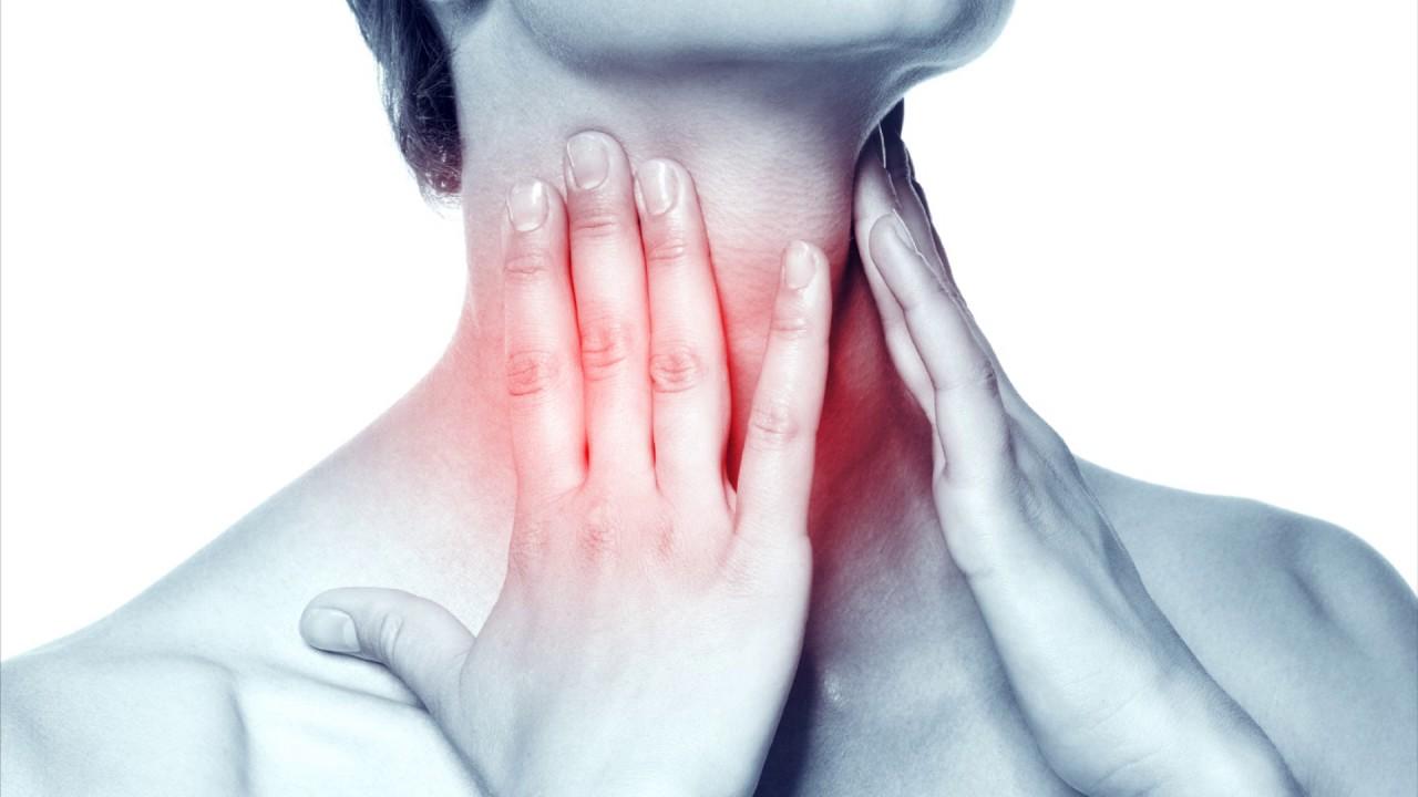 Шейный остеохондроз и лимфоузлы симптомы -