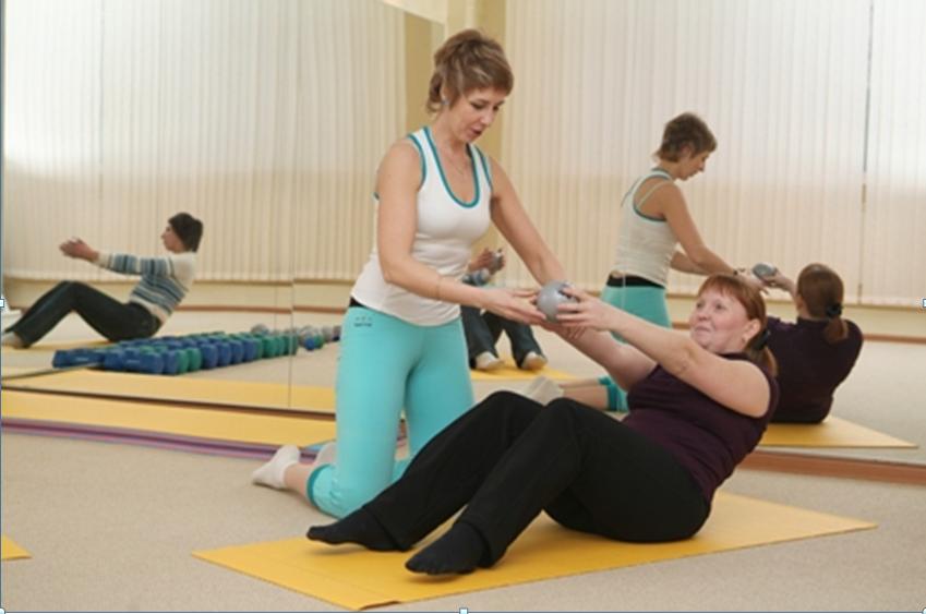 Какую лечебную физкультуру необходимо выполнять при остеопорозе