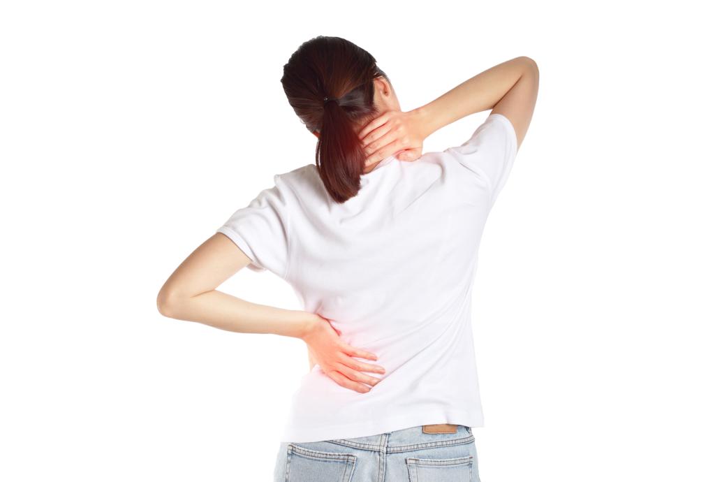 Растягивание спины