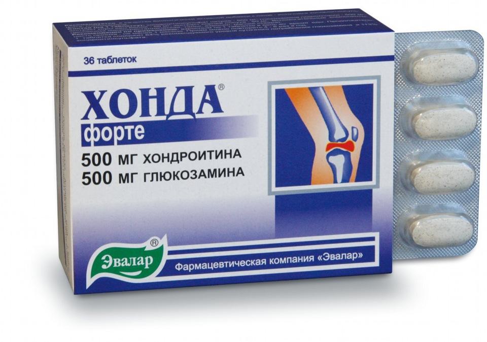 Хонда – лекарство для лечения суставов, как правильно принимать