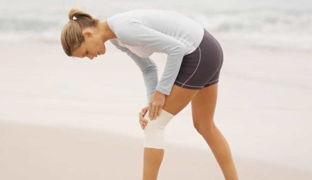 Воспаление в коленном суставе у подростка