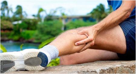 Боль под коленом сзади лечение