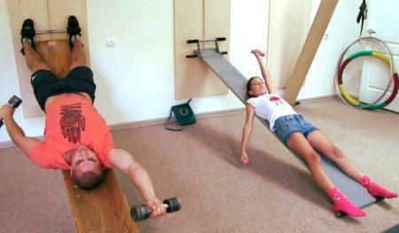 Упражнения от евминова для позвоночника при грыжах