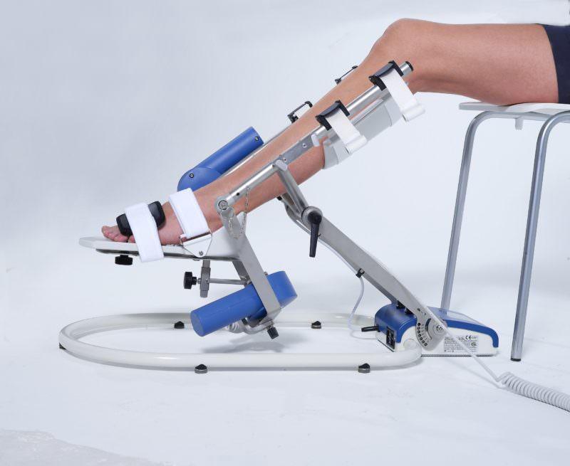 Аппарат для разработки и восстановления коленного сустава