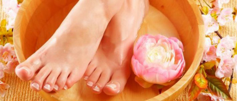 Ножные ванны при подагре в период обострения