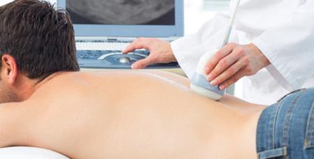 При помощи ультразвукового исследования удается находить изменения во внутренних органах