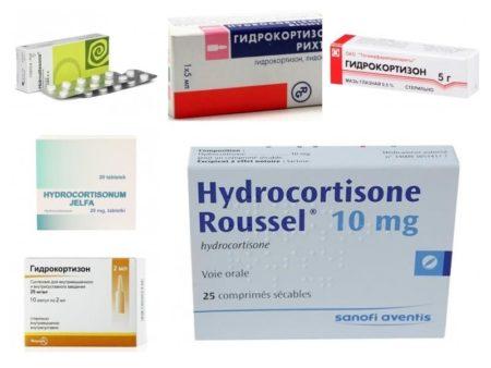 Препараты некоторых фармакологических фирм