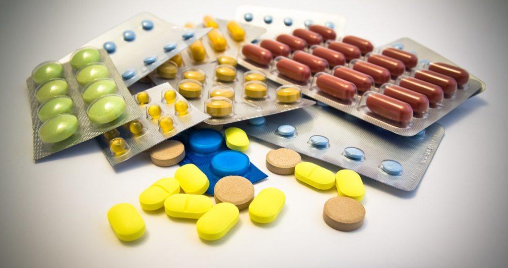 Медикаментозное комплексное лечение