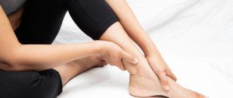 Самостоятельная проверка ощущений при онемении ноги