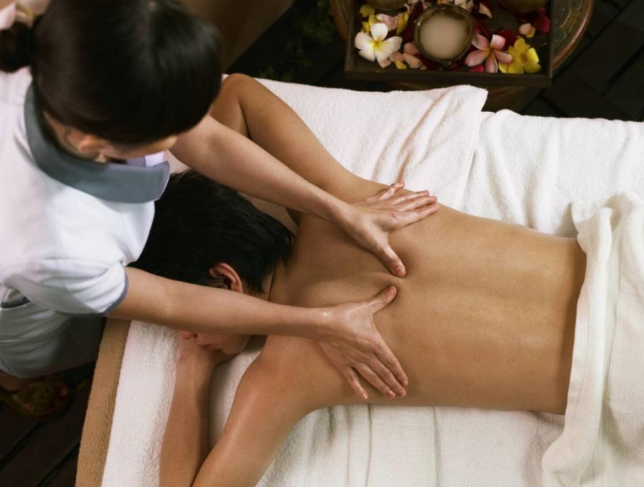 Лечебный массаж Туйна