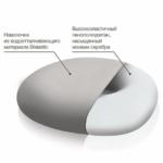 Подушка ортопедическая TRELAX Medica П06